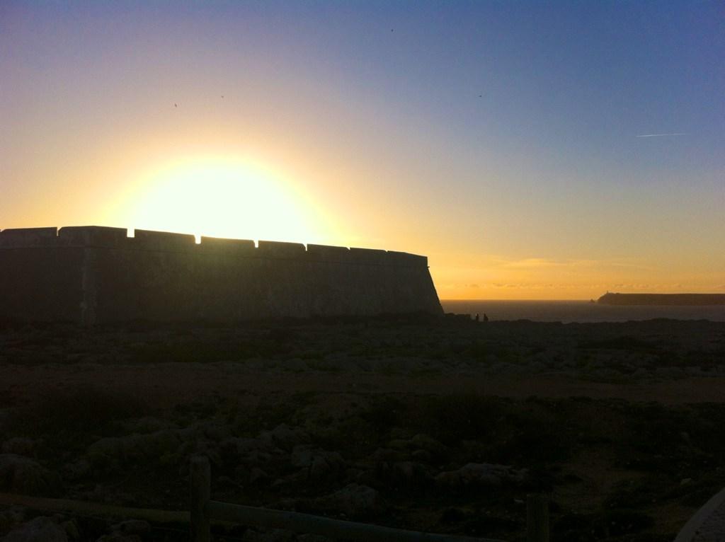 Sagres Fort